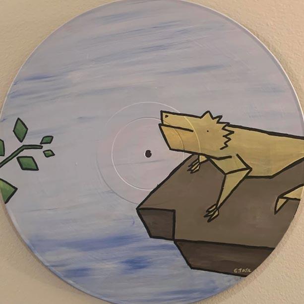 Gillian Tate artwork