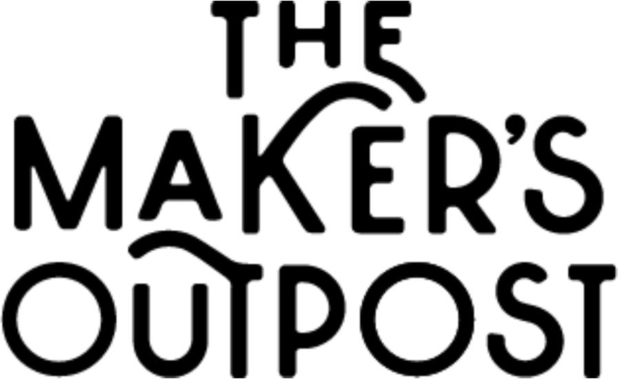The Maker's Outpost logo