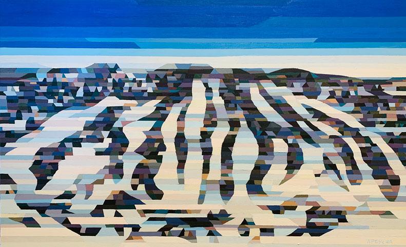 Andrew Peycha artwork
