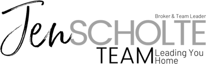 The Jen Scholte Team logo