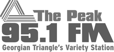 The Peak FM logo