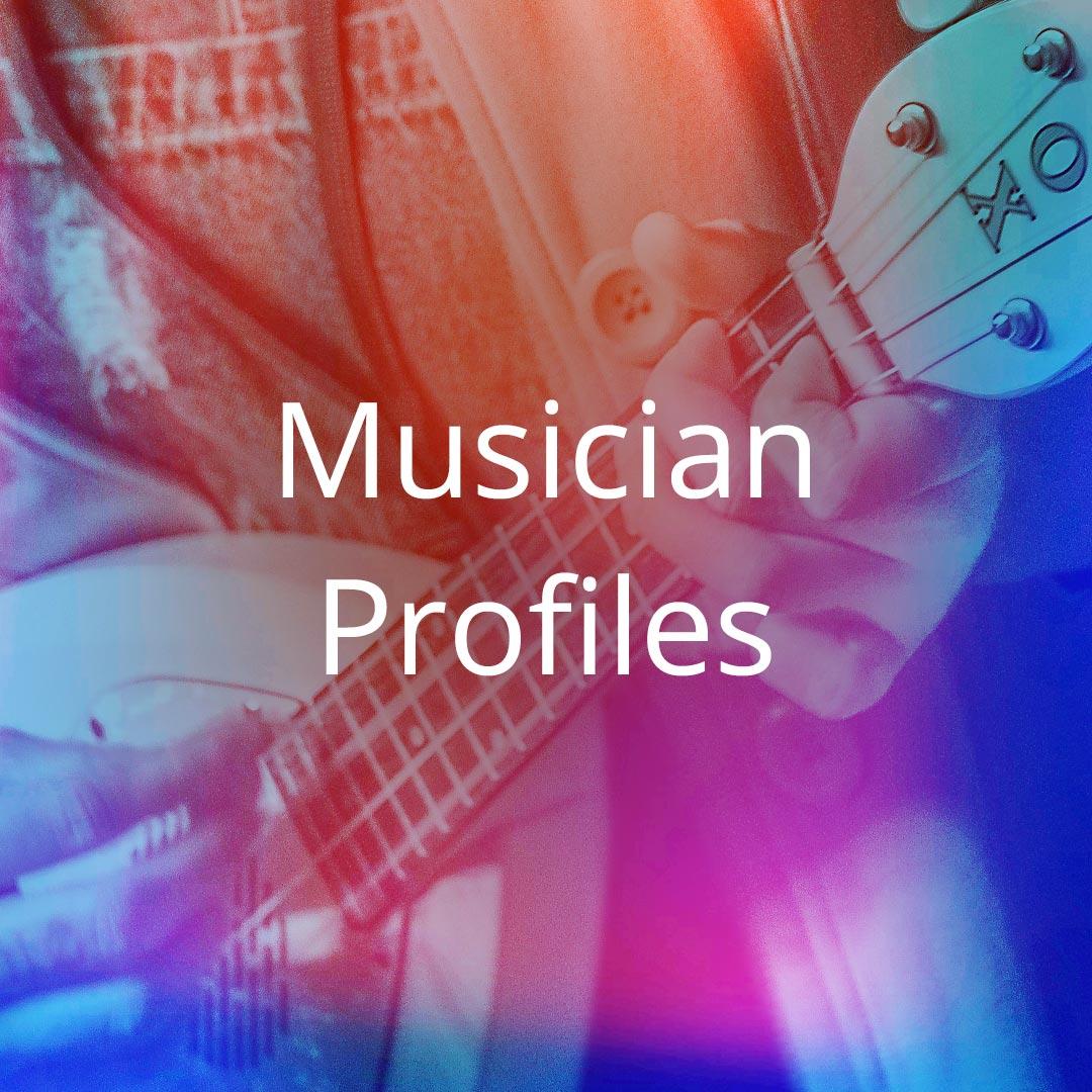 Musician Profiles